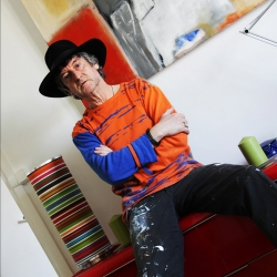Yro peintre